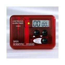 Sper Scientific - 810045 - Sper Scientific 810045 Continuous Audio/Visual Alarm Digital Timer