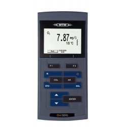 WTW - 2BA203 - WTW Oxi 3210 ProfiLine Dissolved Oxygen Meter w/DurOx Probe, 3 m
