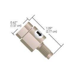 Upchurch Scientific - CV-3324 - CHECK VALVE INL NO-MET .060IN (Each)