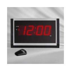 Sper Scientific - 810010 - RED LED WALL CLOCK (Each)