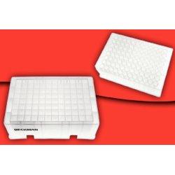 Beckman Coulter - 267005 - CAP MATS STRL F/PLATES PK12 (Pack of 12)
