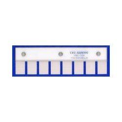 C B S Scientific - Vge-15xx - Bulk Gel Wrap Gskt 1.5mm/pr Ft (each)