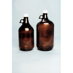 Thermo Scientific - 11104A - Amber Jug Bottle Clean Level 1