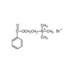 Tci America - B0106-25g - Bnzoylcholine Bromide 25gm (each)