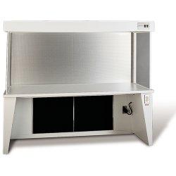 Envirco - 10555-EACH - HORIZ FLOW BENCH W/TABLE 8FT. (Each)