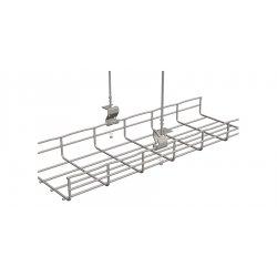 Cablofil - ASPG - Cablofil ASPG Trapeze Hanging Clip Tray Hanger, Pre-Galvanized