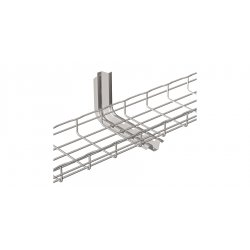 Cablofil - FASL200PG - 8' Fas System 'l' Bracket For Eztray Cable Runway Electrozinc