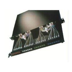 3M - VOL-0400S-G - 3M VOL-0400S-G Volition Fiber Optic Patch Panels RACK MT 24 Port 2U W-