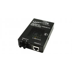 Transition Networks - E-100BTX-FX-05(SC) - Transition Networks 100BASE-TX to 100BASE-FX Media Converter - 1 x RJ-45 , 1 x SC Duplex - 100Base-TX, 100Base-FX