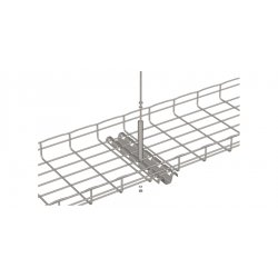 Cablofil - CABLEXIT100PG - Steel Cable Guide, For Use With Cablofil Cable Trays