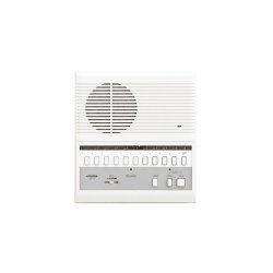 Aiphone - LEF-10 - Aiphone LEF-10 Intercom Master Station - Wall Mount