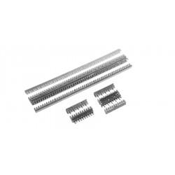 3m - 3m710-tcl-25 - (priced Pack) 710 Conn 25pr Straight/halftap Joins 22-26awg Cbl Filled W/o Interruption 24/pk
