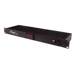 Geist - BRT060-10 - Geist Rackmount 10 Outlet 15A Non-Suppressed AC Power DA