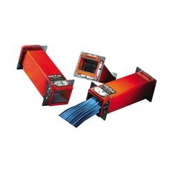 Specified Technologies - EZP233W - 1pr Double Wallplate W/ Labels