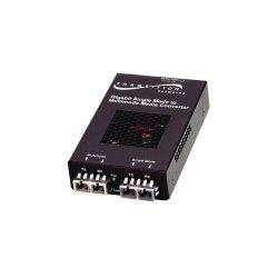 Transition Networks - SFMFF1324-220 - Transition Networks Gigabit Ethernet Multi Mode to Extended Multimode Fiber - 2 x SC - 1000Base-SX