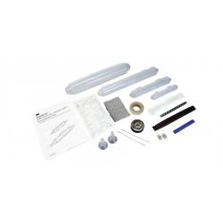 3M - 8983-8882/HIGHGEL - Closure Buried 1-1/4' Splice Bundle Dia 50pr Scotchlok Conn Rigid Body Kit
