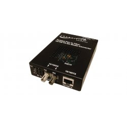 Transition Networks - CRS4F3111-100 - Transition Networks Point System RS422/485 Copper to Fiber Slide-In-Module Media Converter - 1 x DB-9 , 1 x ST