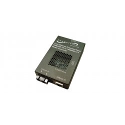 Transition Networks - E-100BTX-FX-05(SCHT) - Transition Networks Fast Ethernet Extended Temperature Stand-Alone Media Converter - 1 x RJ-45 , 1 x SC Duplex - 100Base-TX, 100Base-FX