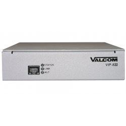 Valcom - VIP-822 - Valcom VIP-822 VoIP Gateway - 1 x RJ-45 - 2 x FXS - 2 x FXO - 1U High