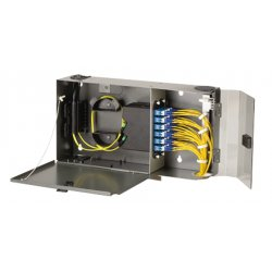 Corning - PWH-SPLC-04-12P - Splice Tray Kit for Pretium Wall-Mountable Housing