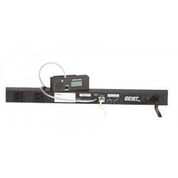 Geist - 2VRELN160-103C13TL6 - Rack Pwr Strp, 30a, 250v C13-outlets, Twist Lock Plug 2vreln160-103c13tl6