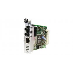 Transition Networks - CBFTF1014-105 - Transition Networks 10/100 Bridging 10/100Base-TX to 100Base-FX Media Converter - 1 x RJ-45 , 1 x SC - 10/100Base-TX, 100Base-FX
