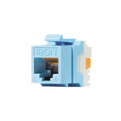 Belden / CDT - AX104189 - Modular Connectors - CAT6+ Modular Jack - KeyConnect