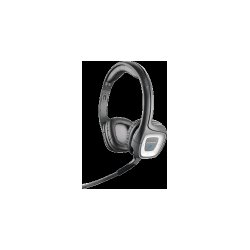 Plantronics - .AUDIO 995 - Plantronics .Audio 995 Wireless Binaural Headset - Wireless Connectivity - Stereo - Over-the-head