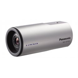 Panasonic - WVSC385 - Panasonic i-PRO SmartHD WV-SC385 Network Camera - Color, Monochrome - 1280 x 960 - 18x Optical - MOS - Cable - Fast Ethernet
