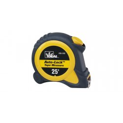 Stirling / IDEAL Industries - 35-242 - Auto-Lock 25 Tape Measure