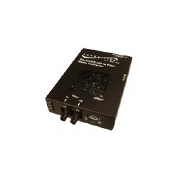 Transition Networks - CTGFF4747-100 - Transition Networks Point System 10 Gigabit Ethernet Media Converter Module - For Data Networking, Optical NetworkOptical Fiber10 Gigabit Ethernet - 10GBase-X2 x Expansion Slots - XFP