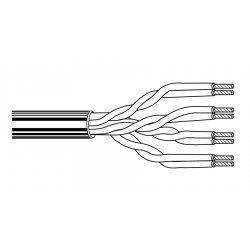 Bulk Control and Data Cable