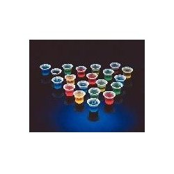 VWR - 13916004 - VWR Beaker Cups, Polystyrene, Disposable, 20 ml