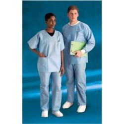 DuPont - 2360 - Convertors Disposable Scrub Pants, Blue