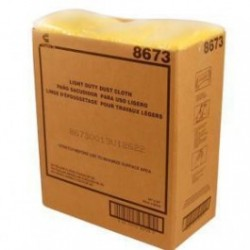 Chicopee - 2810 - Dust Cloth, Yellow