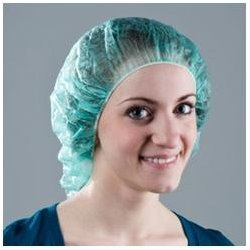 Tians - 30568285 - EPIC Bouffant Cap, Green