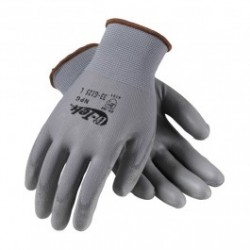 Protective Industrial Products (PIP) - 33-G125 SERIES - G-Tek NPG Seamless Knit Nylon Glove with Polyurethane Coated Smooth Grip on Palm & Fingers