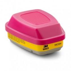 3M - 3M60923 - 3M Organic Vapor/Acid Gas Cartridge/Filter 60923, (Pack of 2)