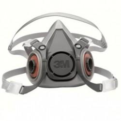 3M - 3M6100 - 3M Half Facepiece Reusable Respirators 6100/07024(AAD)