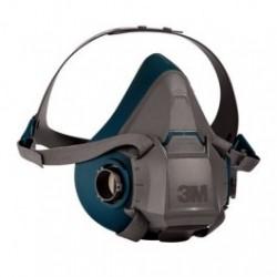3M - 6500 SERIES - 3M 6500 Series Rugged Comfort Half Facepiece Reusable Respirator