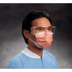 Kimberly-Clark - 47107 - (pack/40) Fluidsheild Procedure Mask Orang