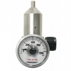 Gasco - 70/SS - 70-SS-Series Stainless Steel Regulators, Different Flow Rates