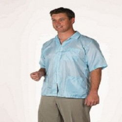 Hollywood Uniforms - 727PW5 - Polyester Smock, Short Sleeve