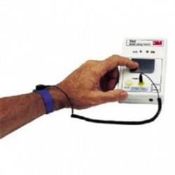 SCS / Desco - 746 - 3M Wrist Strap Tester, 746, AC Or Battery Powered