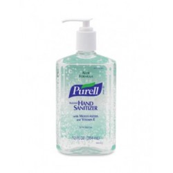 Gojo - 9639 - Purell Instant Hand Sanitizer with Aloe