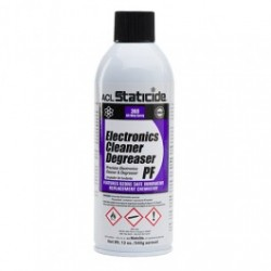 ACL Staticide - ACL8601 - ACL Electronics Cleaner and Degreaser PF, 12oz