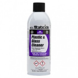 ACL Staticide - ACL8670 - ACL Plastic and Glass Cleaner, 15oz