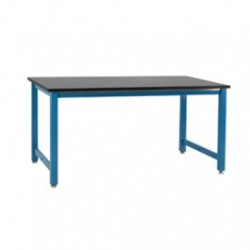 American Cleanstat - ACS36K60YLP - Premium Phenolic Resin Top Workbench, 36'D x 60'W x 30 - 36' H, 5, 000 Lb