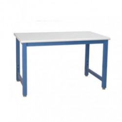 American Cleanstat - ACS36K72CR - Premium Cleanroom Laminate Top Workbench, 36'D x 72'W x 30 - 36' 5, 000 Lb
