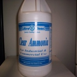Chemcor Chemical - AMONCS - Ammonia Cleaner, Alkaline Solution, Gallon